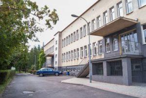 Budynek Wydziału Zamiejscowego