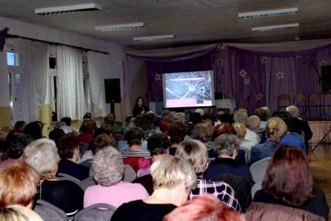 SUTW na wykładzie otwartym Małgorzaty Makowskiej
